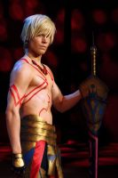 Gilgamesh Cosplay by Elffi