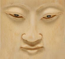 206 asian statue face by Tigers-stock