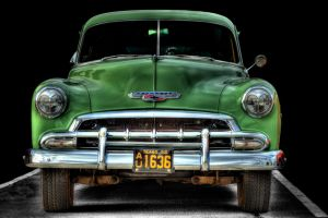 1952 Chevy by jmotes