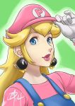 Peachy Plumber by polarityplus