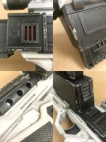 First Order E7-11 Stormtrooper Rifle details by VimFuego2000