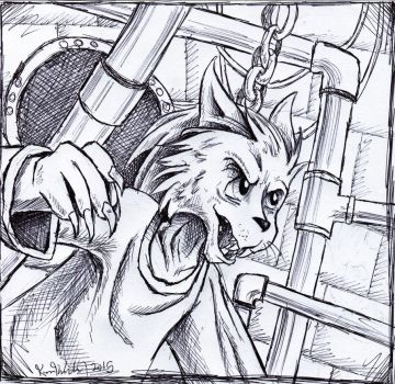 Claws and Pipes by Kragatar