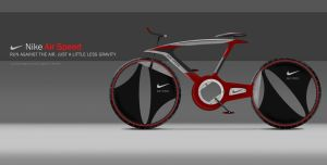 Nike Air Speed Bike by FalconXp