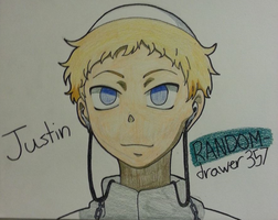 Justin by RANDOM-drawer357