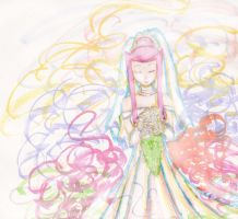 Colorful Bride by Yuaikai8