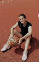 bball by floripecampii