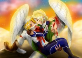 Zelda- Fanfic- Don't Leave Me by LilleahWest