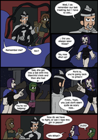 Raven Pagent Comic by Lance-the-young