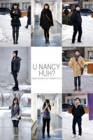 U Nancy Huh? by akindo