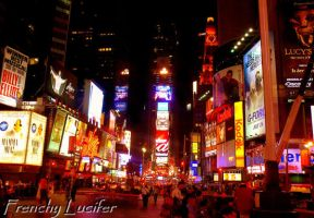 The big Times Square by HLea33
