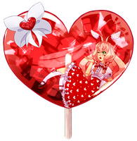 [DTA] Valentine's Heartdoll by Leluvely