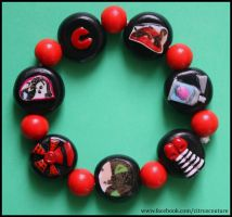 Custom Musicals bracelet VII by citruscouture