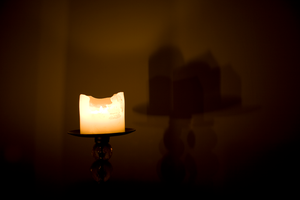 Candle Light by DrkHrs