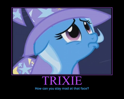 Trixie Motivational by DarkonShadows