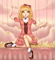 Dolled up. by Alexandoria