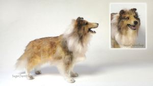 1:12 rough collie by sugarcharmshop