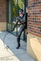 Catwoman by abisue