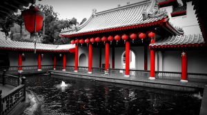 Chinese House by tugalot