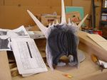 Mouth of Sauron Helmet WIP by InKibus