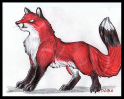 Red Fox 357- Trade by TigresaDaina