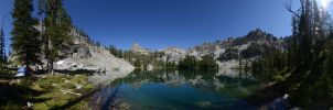 Sawtooth Third Lake 2011-08 5 by eRality