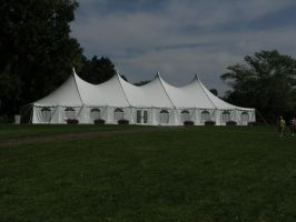 tent by ItsAllStock