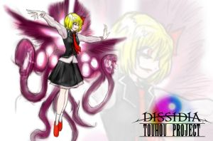 DISSIDIA - Touhou Project - 02 by K-OZ-Will