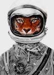 Astro Tiger by nicebleed83