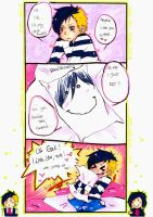Awkward Frerard Comic by Beny-Girl