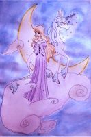 The Last Unicorn by ManapointSan