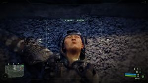Crysis: Epic face by Operationtk