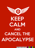 Keep Calm - Pacific Rim by jokerjester-campos