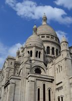 Sacre Coeur by mattconnect