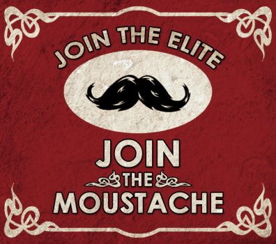 Join the Moustache by dudeistheword
