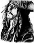 Captain Jack Sparrow by Elise-nmfp