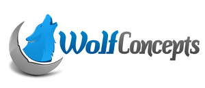 Wolf Concepts Logo by Wendrom