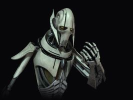 Grievous Awakening by ThetaGraphics