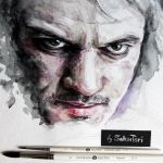 Dracula Untold in progress by SakuTori