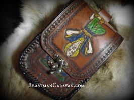Tarot Pouch by The-Beast-Man