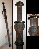 STOCK - Hanwei Viking Sword by jocarra