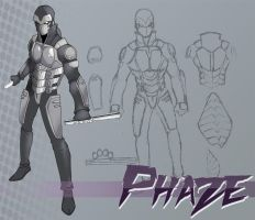 Phaze Reboot by felle2thou