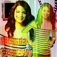 Blend of Miranda Cosgrove by chicastecnologicas21