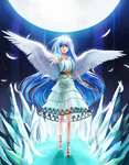 An Angel from the Moon by jastersin21
