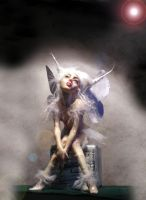 Moth Fairy AA by cdlitestudio