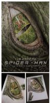 The Lizard - The Amazing Spider-Man by A-D-I--N-U-G-R-O-H-O