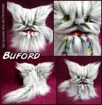 Buford ate Christmas by mintconspiracy