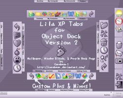 Lila Tabs Version 2 by TNBrat