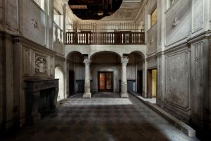 vicious hall by schnotte
