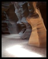 Antelope Canyon by CrystalChandelier