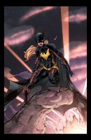 Batgirl by JackLavy